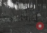 Image of ruins of IG Farben war plant Ebenhausen Germany, 1945, second 3 stock footage video 65675074778