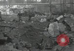 Image of ruins of IG Farben war plant Ebenhausen Germany, 1945, second 7 stock footage video 65675074778