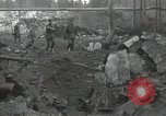 Image of ruins of IG Farben war plant Ebenhausen Germany, 1945, second 10 stock footage video 65675074778