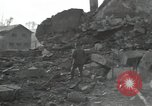 Image of ruins of Fabrik Ebenhausen war plant Ebenhausen Germany, 1945, second 2 stock footage video 65675074780