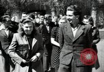 Image of Lithuanian students Vilnius Lithuanian Soviet Socialist Republic, 1947, second 2 stock footage video 65675074792