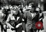 Image of Lithuanian students Vilnius Lithuanian Soviet Socialist Republic, 1947, second 4 stock footage video 65675074792