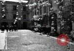 Image of Lithuanian students Vilnius Lithuanian Soviet Socialist Republic, 1947, second 5 stock footage video 65675074792