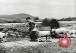 Image of biggest farm family Quebec Canada, 1942, second 10 stock footage video 65675074801