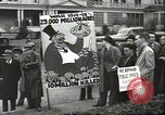Image of Antiwar demonstration United States USA, 1936, second 3 stock footage video 65675074809