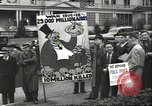 Image of Antiwar demonstration United States USA, 1936, second 8 stock footage video 65675074809