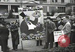 Image of Antiwar demonstration United States USA, 1936, second 10 stock footage video 65675074809