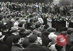 Image of Pacifist anti-war demonstrators 1930s United States USA, 1936, second 4 stock footage video 65675074810