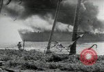 Image of USS LST-340 Guadalcanal Solomon Islands, 1943, second 2 stock footage video 65675074813