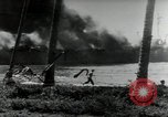 Image of USS LST-340 Guadalcanal Solomon Islands, 1943, second 9 stock footage video 65675074813