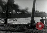 Image of USS LST-340 Guadalcanal Solomon Islands, 1943, second 12 stock footage video 65675074813