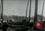 Image of USS LST-340 Guadalcanal Solomon Islands, 1943, second 8 stock footage video 65675074814