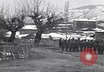 Image of troops Greece, 1941, second 12 stock footage video 65675074817