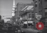 Image of traffic Portsmouth New Hampshire USA, 1938, second 12 stock footage video 65675074824