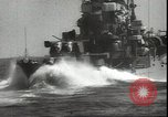 Image of Japanese destroyer Pacific Ocean, 1941, second 8 stock footage video 65675074829
