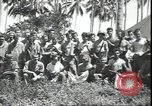 Image of Colonel Evans Carlson Guadalcanal Solomon Islands, 1942, second 5 stock footage video 65675074832