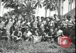 Image of Colonel Evans Carlson Guadalcanal Solomon Islands, 1942, second 10 stock footage video 65675074832