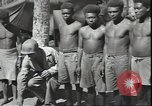 Image of Colonel Evans Carlson Guadalcanal Solomon Islands, 1942, second 9 stock footage video 65675074833