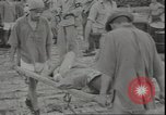 Image of Japanese prisoners Guadalcanal Solomon Islands, 1942, second 10 stock footage video 65675074837