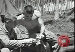 Image of Colonel Evans Carlson Guadalcanal Solomon Islands, 1942, second 2 stock footage video 65675074839