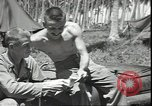 Image of Colonel Evans Carlson Guadalcanal Solomon Islands, 1942, second 3 stock footage video 65675074839