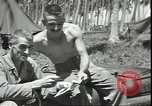 Image of Colonel Evans Carlson Guadalcanal Solomon Islands, 1942, second 4 stock footage video 65675074839