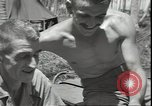 Image of Colonel Evans Carlson Guadalcanal Solomon Islands, 1942, second 11 stock footage video 65675074839