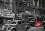 Image of German shops in Yorkville New York City United States USA, 1938, second 1 stock footage video 65675074842