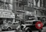 Image of German shops in Yorkville New York City United States USA, 1938, second 2 stock footage video 65675074842