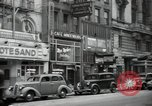 Image of German shops in Yorkville New York City United States USA, 1938, second 3 stock footage video 65675074842