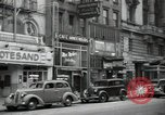 Image of German shops in Yorkville New York City United States USA, 1938, second 4 stock footage video 65675074842