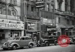 Image of German shops in Yorkville New York City United States USA, 1938, second 5 stock footage video 65675074842