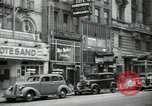 Image of German shops in Yorkville New York City United States USA, 1938, second 6 stock footage video 65675074842