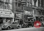 Image of German shops in Yorkville New York City United States USA, 1938, second 7 stock footage video 65675074842
