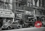 Image of German shops in Yorkville New York City United States USA, 1938, second 8 stock footage video 65675074842