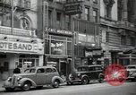 Image of German shops in Yorkville New York City United States USA, 1938, second 9 stock footage video 65675074842