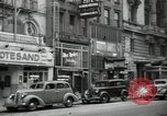 Image of German shops in Yorkville New York City United States USA, 1938, second 10 stock footage video 65675074842