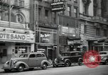Image of German shops in Yorkville New York City United States USA, 1938, second 11 stock footage video 65675074842
