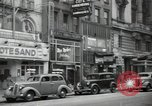 Image of German shops in Yorkville New York City United States USA, 1938, second 12 stock footage video 65675074842