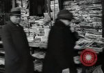Image of German shops in New York at outbreak of World War 2 New York City United States USA, 1938, second 8 stock footage video 65675074843