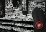 Image of German shops in New York at outbreak of World War 2 New York City United States USA, 1938, second 9 stock footage video 65675074843
