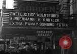 Image of German shops in New York at outbreak of World War 2 New York City United States USA, 1938, second 11 stock footage video 65675074843