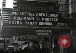 Image of German shops in New York at outbreak of World War 2 New York City United States USA, 1938, second 12 stock footage video 65675074843