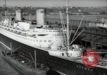 Image of German liner Bremen New York United States USA, 1938, second 2 stock footage video 65675074847