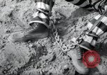 Image of chain gang Georgia United States USA, 1938, second 8 stock footage video 65675074852