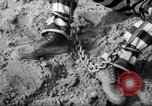 Image of chain gang Georgia United States USA, 1938, second 9 stock footage video 65675074852