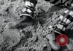 Image of chain gang Georgia United States USA, 1938, second 10 stock footage video 65675074852