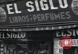 Image of Spanish stores New York United States USA, 1939, second 3 stock footage video 65675074861