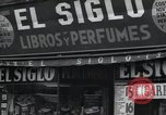 Image of Spanish stores New York United States USA, 1939, second 5 stock footage video 65675074861