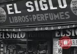 Image of Spanish stores New York United States USA, 1939, second 7 stock footage video 65675074861